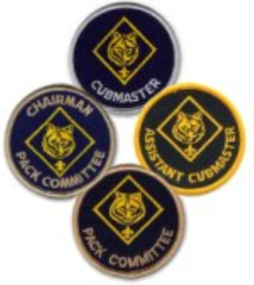 Leaders badges